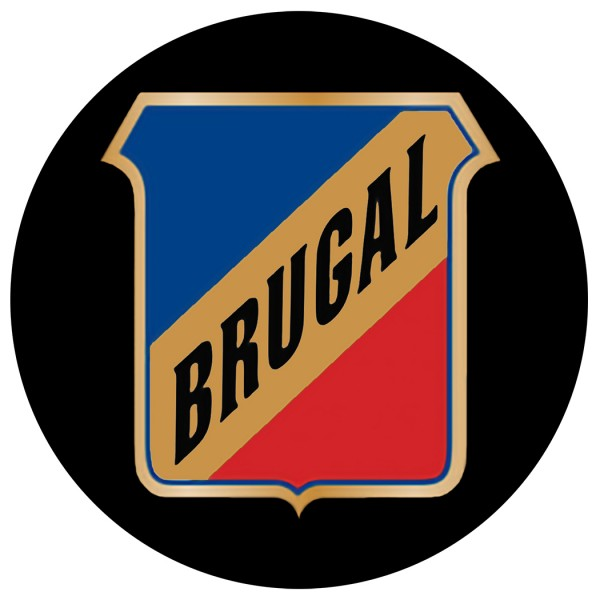 C046 Brugal Logo Black